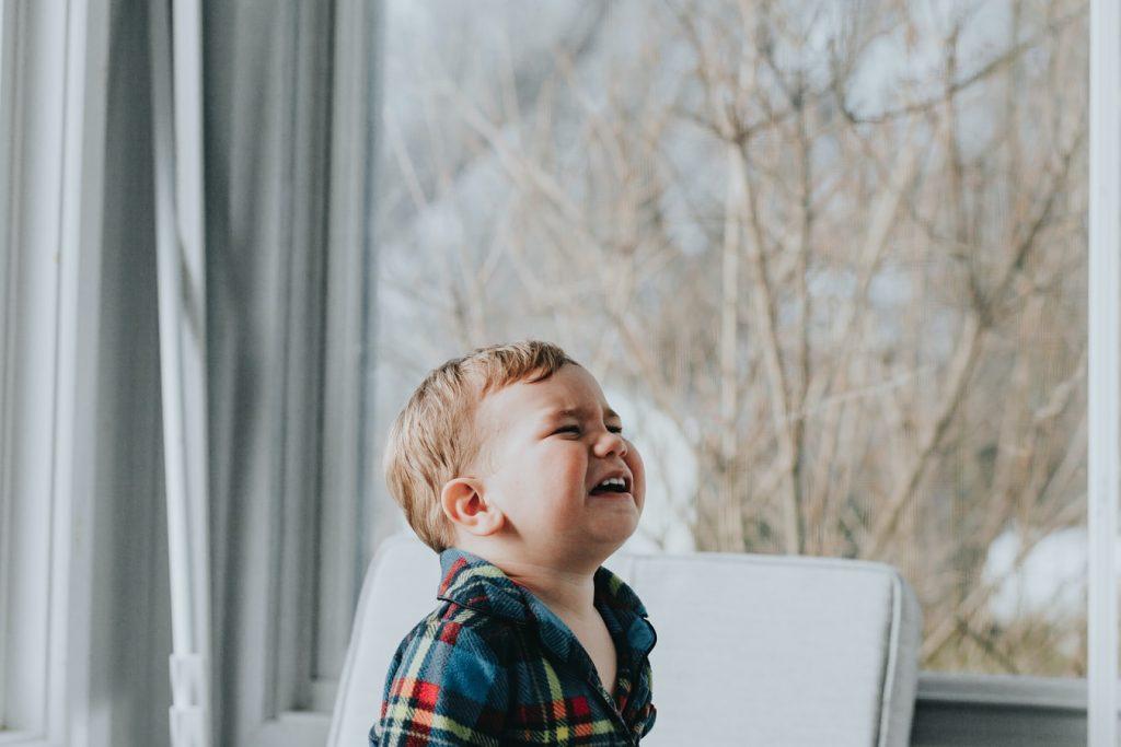Despre agresivitatea la copiii de 2-3 ani